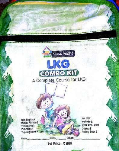 Lkg Combo Kit (complete Course For Lkg)