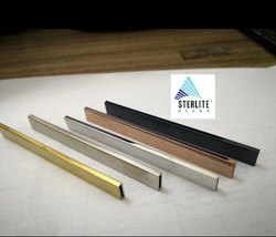 Sterlite Decor Decorative SS Profiles