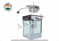 Akasa Indian Electric Popcorn Machine 300gmw