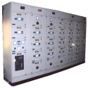 800 Ampere Main LT Control Panel