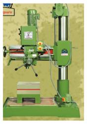 Geared Head Radial Drilling Machine SER-40:Siddhapura