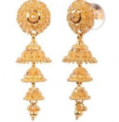 TOP 007 Gold Earring