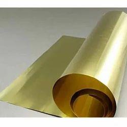 Brass Plate Roll