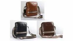leatherette Adjustable Sling Bag, For Casual Wear