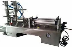Double Nozzle Liquid Filler Model GC-A