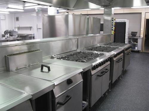 Restaurant Kitchen Setup - Restaurant Kitchen Design Service ...