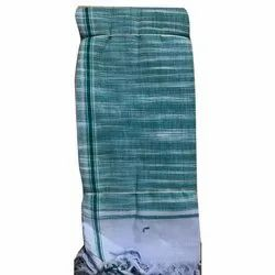 Multicolor Printed Machine Wash Cotton Gamcha, For Home, Size: 36x72 Inch