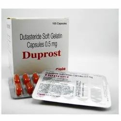 Duprost 0.5 mg Capsules