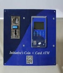 Initiative Water Coin Card ATM