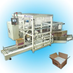 Adhisakthi Auto Case Packer Machine
