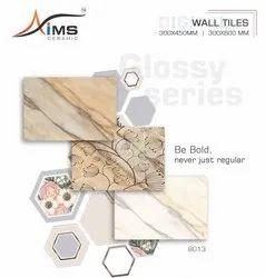 Digital Bathroom Wall Tiles, Thickness: 5-10 mm