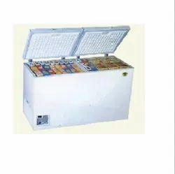 Double lid Chest Freezer/Chiller- CF500