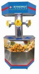 Panipuri Water Filling Machine