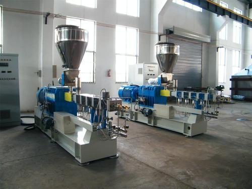 Powder Coating Twin Screw Extruders