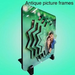 Wooden Antique Picture Photo Frame