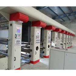 Automatic Foil Printing Machine