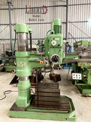 GSP 40 mm Radial Drill