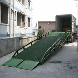 Hydraulic Loading Mobile Ramp