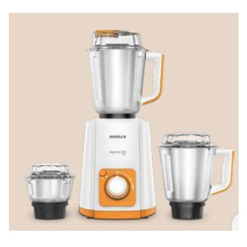 Havells Super Mix NV Mixer Grinder, Power: 500 W