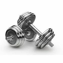 Adjustable Dumbbells Steel Gym Dumbbells