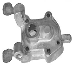 Body Oil Pump With Pad