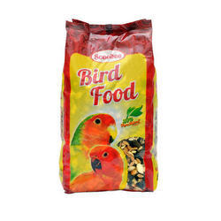 Birds Food, Packaging Size: 1kg, 500g, Packaging Type: Plastic Pouch