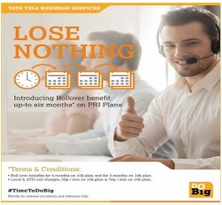 PRI With Rollover Benefits