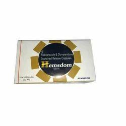 HEMSDOM capsule, 10x10 capsules