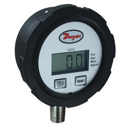 Weatherproof Digital Pressure Gauge
