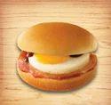 Rooster Egg Burger