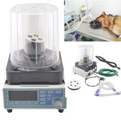 Portable Veterinary Anesthesia Machine CO2 Anesthetic Ventilator IPPV Breath