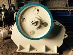 MS Double Toggle Jaw Crusher