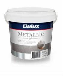 Dulux Design Metallic Effect Paint, Packaging Type: Bucket