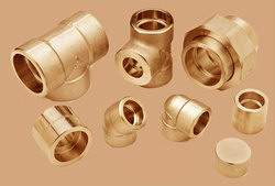 Copper Nickel 90/10 Pipes, Fittings, Flanges