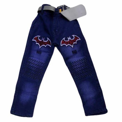 oficjalne zdjęcia duża obniżka fantastyczne oszczędności Boy Kids Denim Fancy Blue Jeans