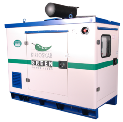 Koel Green Silent Genset 15kVA to 62.5kVA