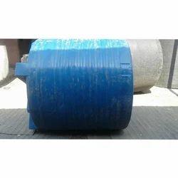 Impact Blue Colour Triple Layer Tank