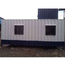 Galvanized Iron Portable Cabin