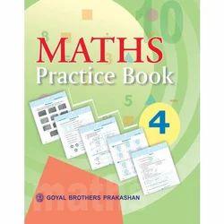 Maths Practice Book 4