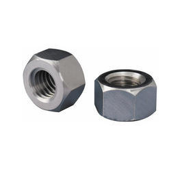 SS Heavy Hex Nut, Packaging Type: Packet