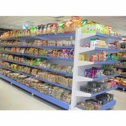 Snack Display Rack