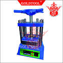 Gold Tool Digital Die Press Vulcanizer Machine