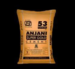 Anjani OPC 53 Grade Cement