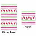 Multi Color Cotton Tea Towel