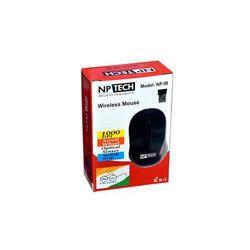NB Tech Black Computer Mouse