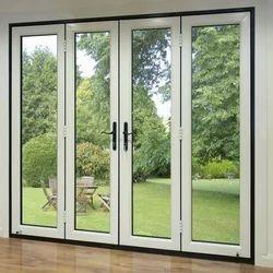 UPVC Folding Glass Door