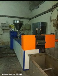 Plastic Reprocessed Granule Machine