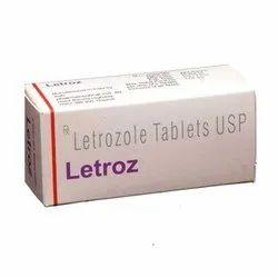 Letroz 2.5mg Tablet