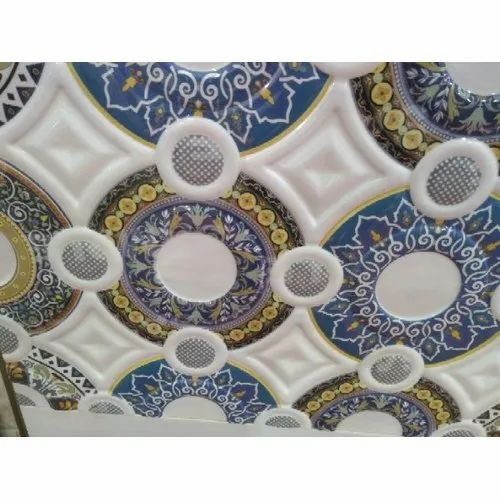 Decorative Wall Tiles, Size: Medium (6 Inch x 6 Inch), Packaging Type: Box