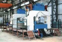 Rail Bending - Forming Machine